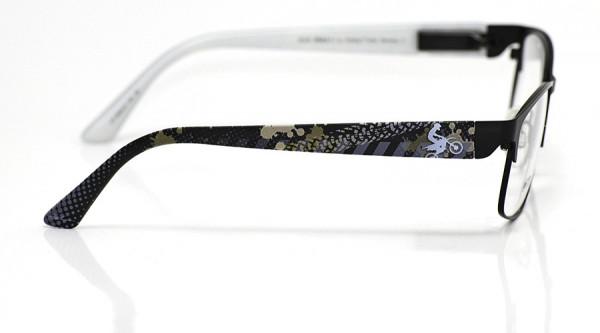 eye:max Wechselbügel 5550.01 Kunststoff Enduro schwarz 135mm