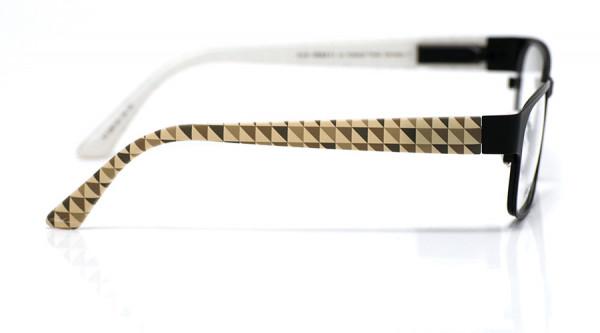 eye:max Wechselbügel 5697.29 Kunststoff Dreiecke braun 135mm