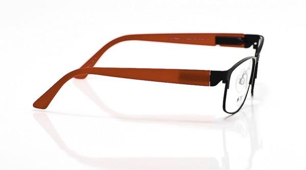 eye:max Wechselbügel 5602.03 Kunststoff rot glänzend 135mm