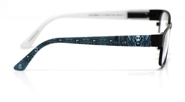 eye:max Wechselbügel 5572.06 Kunststoff Heavy Metal 135mm