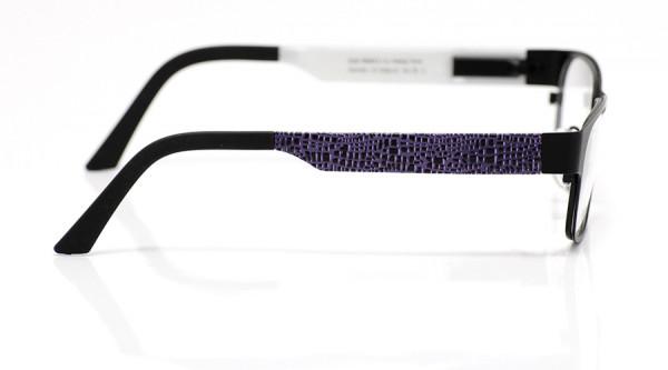 eye:max Wechselbügel 5589.04 Kunststoff Lederoptik 140mm
