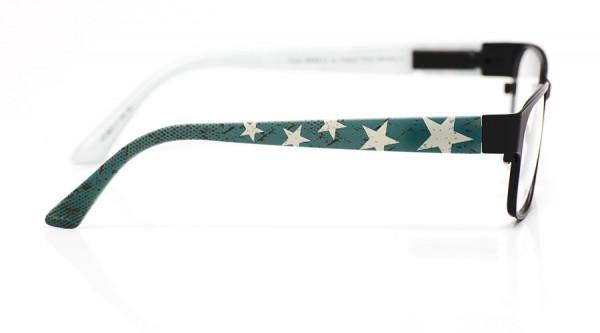 eye:max Wechselbügel 5891.11 Kunststoff Sterne beige/grün 135mm