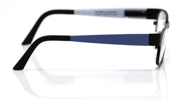 eye:max Wechselbügel 5601.281 Kunststoff blau matt 135mm