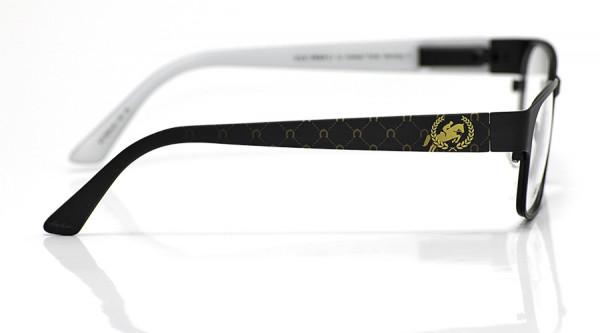 eye:max Wechselbügel 5554.03 Kunststoff Springreiter braun 135mm