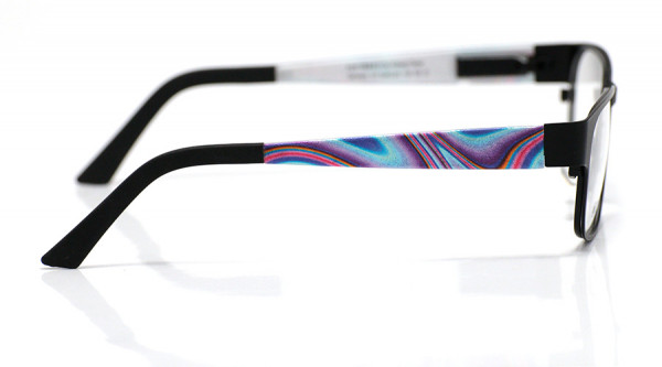eye:max Wechselbügel 5443.02 Kunststoff Glitzerbügel 135mm