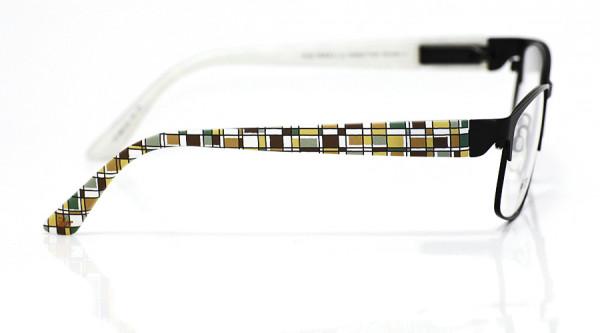 eye:max Wechselbügel 5857.02 Kunststoff Glasfenster50er gelb braun 135mm