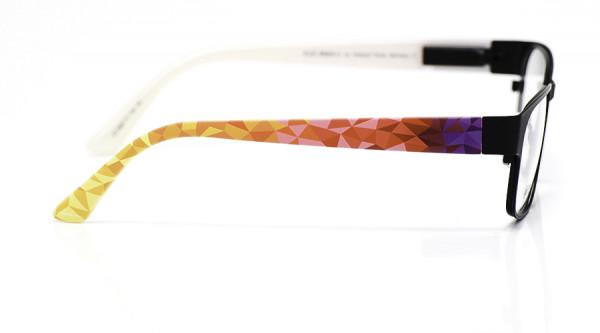 eye:max Wechselbügel 5697.11 Kunststoff wilde Dreiecke bunt 135mm