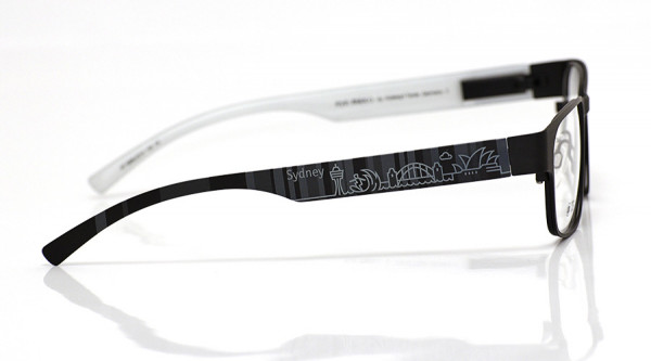 eye:max Wechselbügel 5896.0314 Kunststoff Sydney 138mm