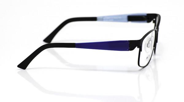 eye:max Wechselbügel 5801.07 Kunststoff blau glänzend 125mm