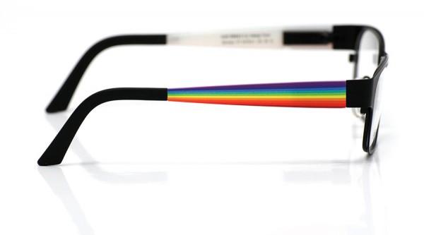 eye:max Wechselbügel 5478.01 Pride, Regenbogen 135mm