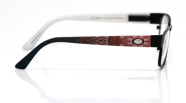 eye:max Wechselbügel 5425.02 Kunststoff Girlanden Glitzer 135mm