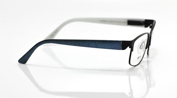 eye:max Wechselbügel 5625.07 Kunststoff blau metallic 135mm