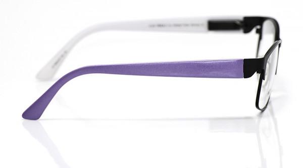eye:max Wechselbügel 5603.27 Kunststoff violet tulip Perleffekt 135mm