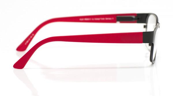 eye:max Wechselbügel 5601.33 Kunststoff rot matt 135mm