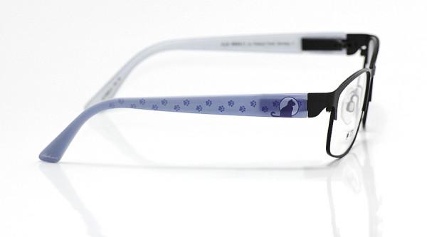 eye:max Wechselbügel 5690.01 Kunststoff hellblau Katze 135mm