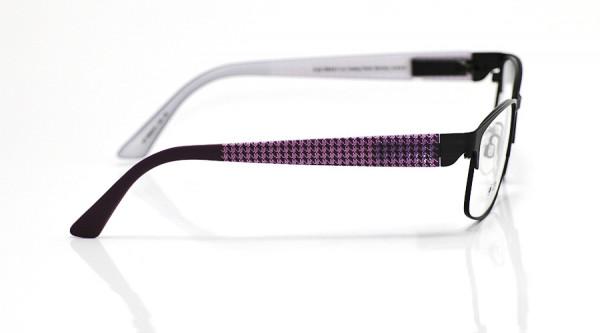 eye:max Wechselbügel 5646.01 Kunststoff Pepita violett 135mm
