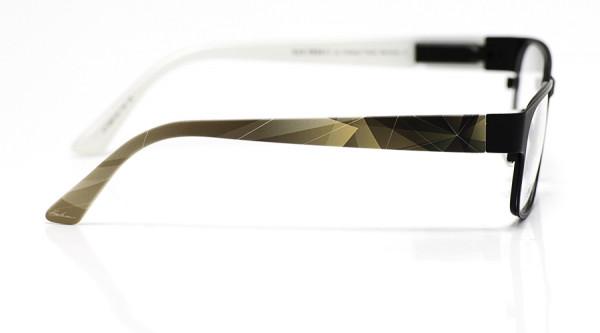 eye:max Wechselbügel 5697.22 Kunststoff Prismendreiecke braun 135mm