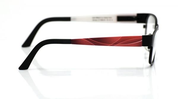eye:max Wechselbügel 5668.201 Kunststoff Bogenlinie 135mm