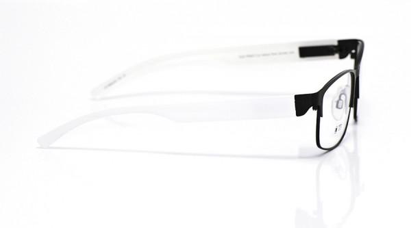 eye:max Wechselbügel 5639.09 Kunststoff weiss glänzend 138mm