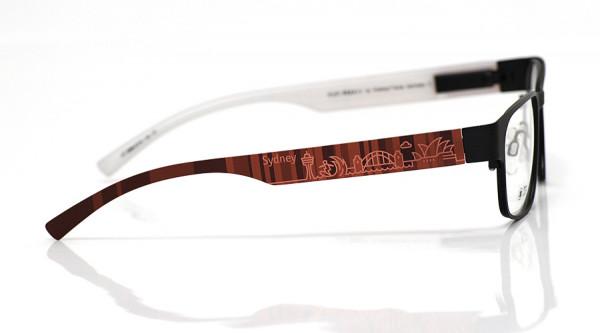 eye:max Wechselbügel 5896.0318 Kunststoff Sydney 138mm