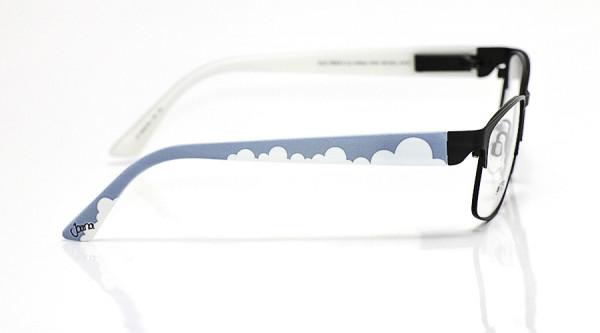 eye:max Wechselbügel 5652.04 Kunststoff Joana blau/Wolken 135mm