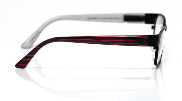eye:max Wechselbügel 5423.06 Kunststoff marmoriert glänzend 135mm
