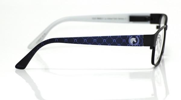 eye:max Wechselbügel 5554.05 Kunststoff Pferdekopf blau 135mm