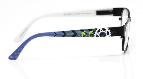 eye:max Wechselbügel 5576.03 Kunststoff Rennrad blau grün 135mm