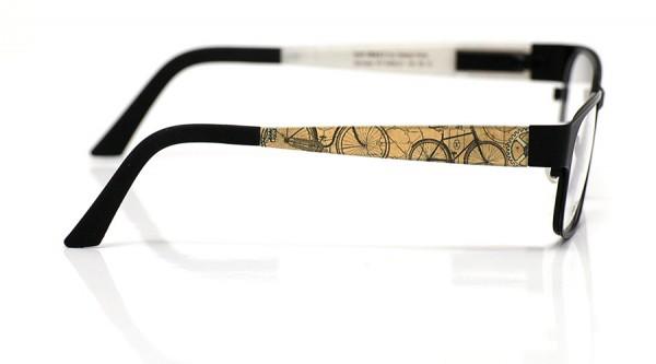 eye:max Wechselbügel 5465.01 Kunststoff Steampunk 135mm