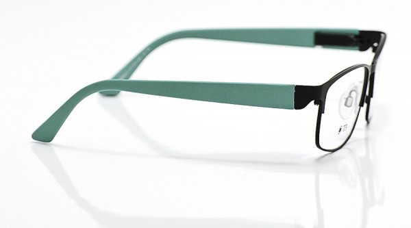 eye:max Wechselbügel 5601.09 Kunststoff petrol matt 130mm