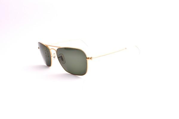 Sonnenbrille - Caravan RB3136 001 55-15 - Ray-Ban