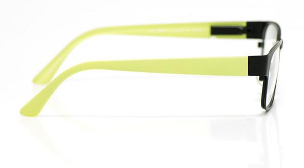 eye:max Wechselbügel 5601.49 Kunststoff gelb matt 135mm
