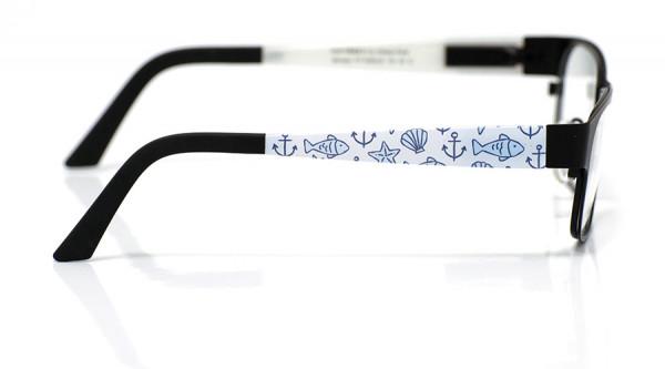 eye:max Wechselbügel 5458.04 Kunststoff maritim 135mm