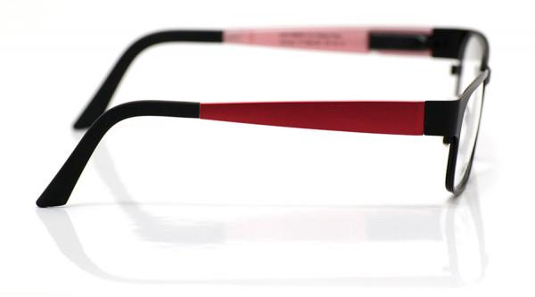 eye:max Wechselbügel 5604.031 Kunststoff schwarz metallic 135mm