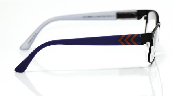 eye:max Wechselbügel 5897.24 Kunststoff Pfeile blau/rot 135mm