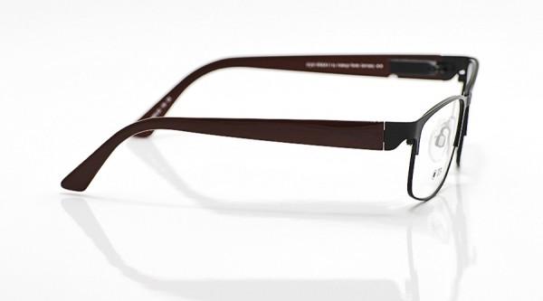 eye:max Wechselbügel 5602.02 Kunststoff bordeaux glänzend 135mm