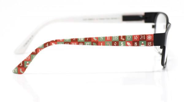 eye:max Wechselbügel 5827.09 Kunststoff Adventskalender, Weihnachten 135mm