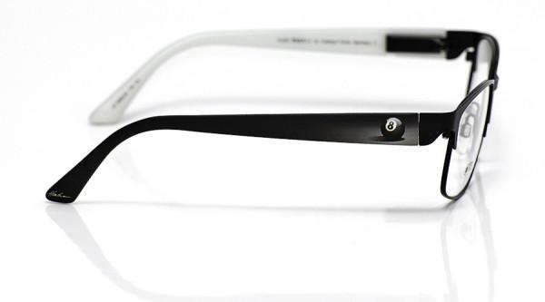 eye:max Wechselbügel 5826.04 Kunststoff Pool Billard schwarz grau 135mm
