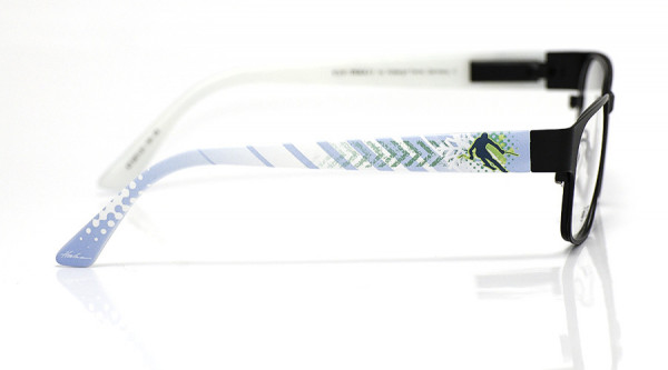 eye:max Wechselbügel 5571.01 Kunststoff Abfahrt Ski,hellblau,weiß 135mm
