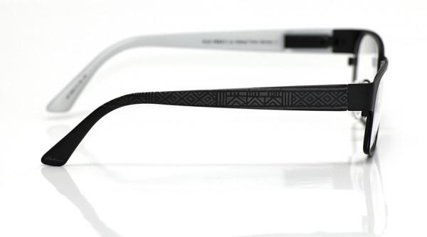 eye:max Wechselbügel 5824.12 Kunststoff Ethno geometrisch schwarz 135mm