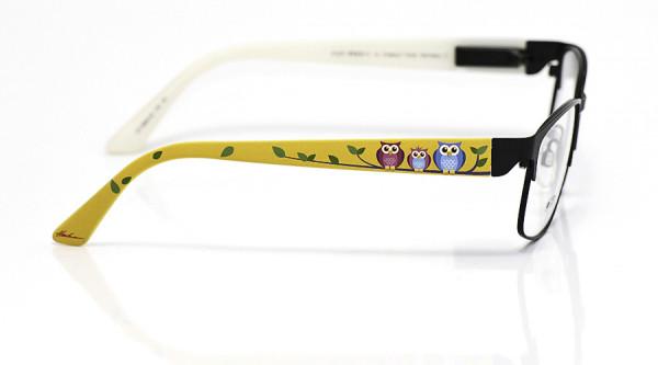 eye:max Wechselbügel 5694.02 Kunststoff Eulen gelb 135mm