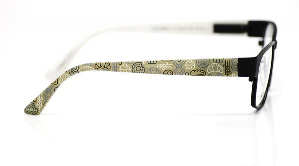 eye:max Wechselbügel 5882.023 Kunststoff Bäcker braun 135mm