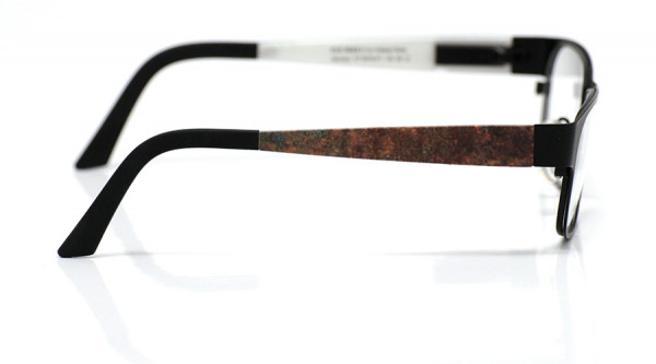 eye:max Wechselbügel 5579.071 Kunststoff Rostoptik matt 135mm