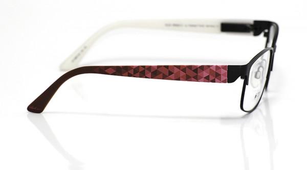 eye:max Wechselbügel 5697.04 Kunststoff Dreieck pink 135mm