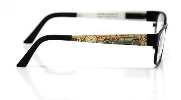 eye:max Wechselbügel 5465.03 Kunststoff Steampunk 135mm