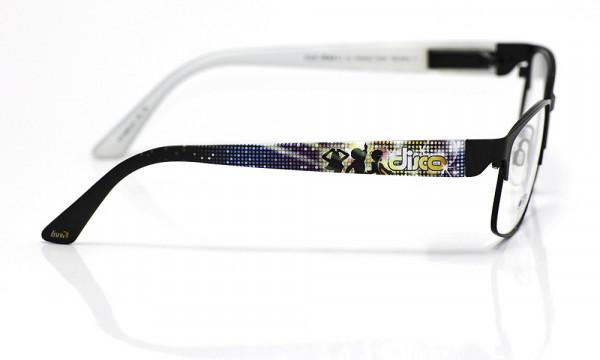 eye:max Wechselbügel 5885.04 Kunststoff Disco 70er bunt 135mm