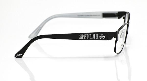 eye:max Wechselbügel 5652.23 Kunststoff Joana Münsterliebe schwarz 135mm