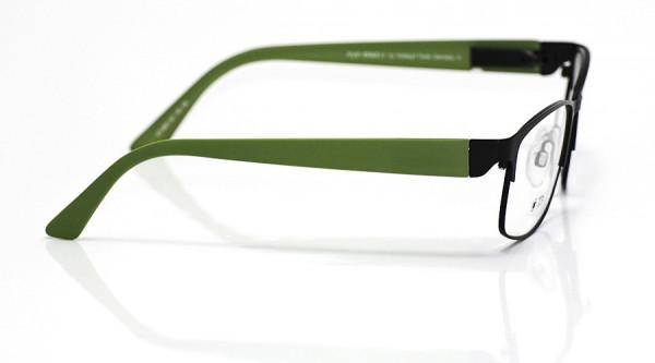 eye:max Wechselbügel 5601.30 Kunststoff Jasmin Green matt 135mm