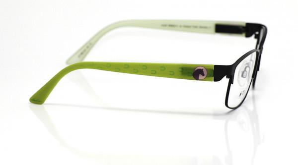eye:max Wechselbügel 5691.04 Kunststoff grün Pferd 135mm