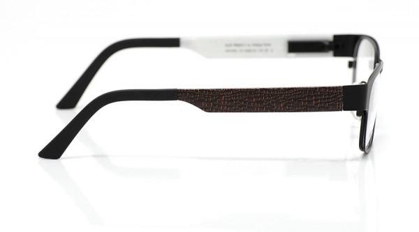 eye:max Wechselbügel 5589.03 Kunststoff Lederoptik 140mm